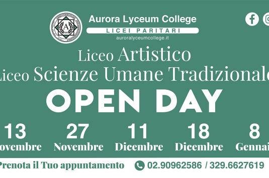 Open Day – Aurora Lyceum College